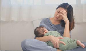 別讓產後憂鬱摧毀和孩子美好人生